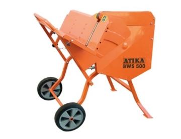 Atika BWS 500 Brennholz Wippkreissäge -