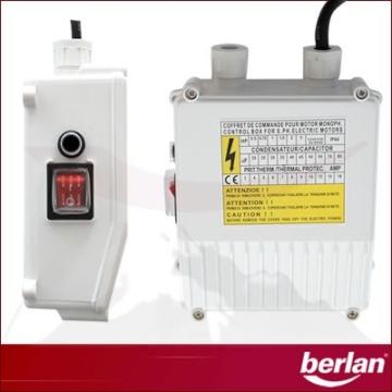 Berlan Tiefbrunnenpumpe BTBP100-4-0.75 - 6,7 bar max. -