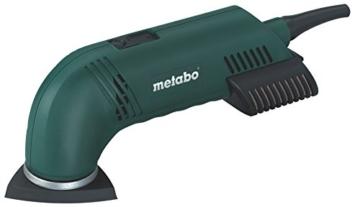 Metabo Dreieckschleifer DSE 280 Intec / handlicher Schleifer ideal für Ecken und Kanten / 280 W -
